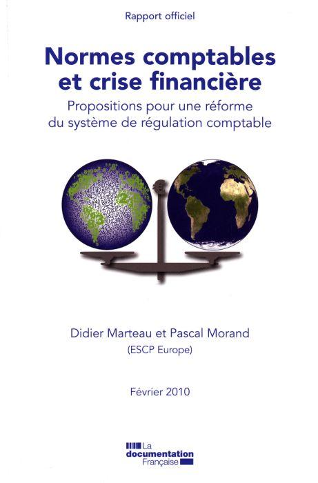 Normes Comptables Et Crise Financiere