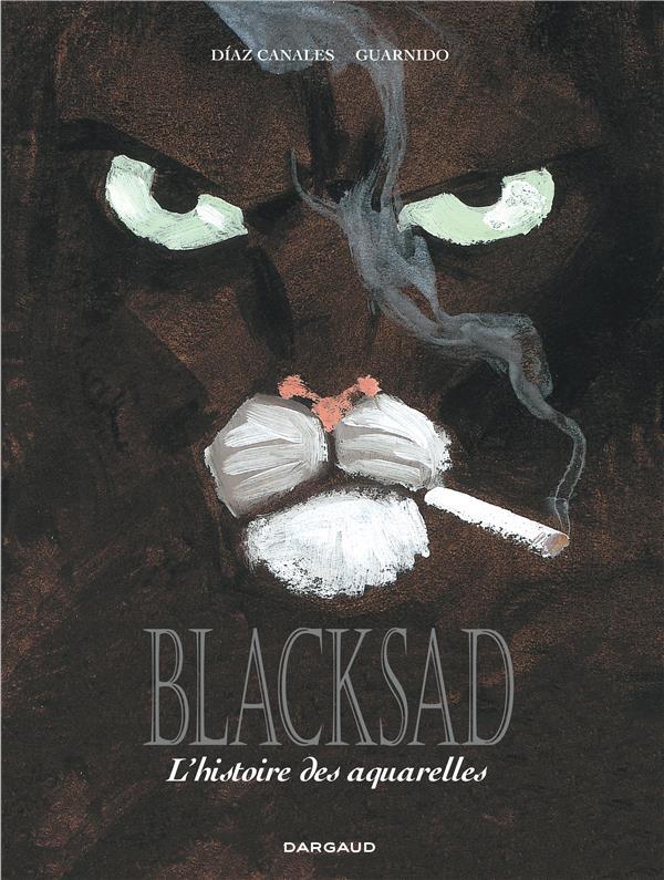 Blacksad Hors-Série ; Intégrale t.1 et t.2 ; l'histoire des aquarelles
