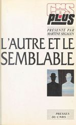 Vente EBooks : L'autre et le semblable : regards sur l'ethnologie des sociétés contemporaines  - Martine SEGALEN - Segalen