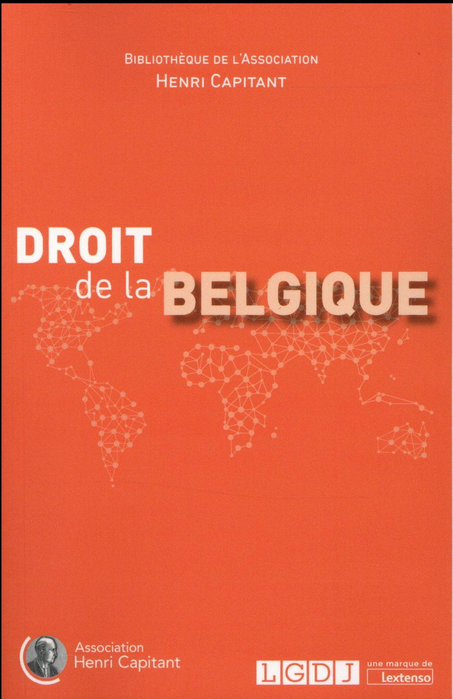 Droit de la Belgique