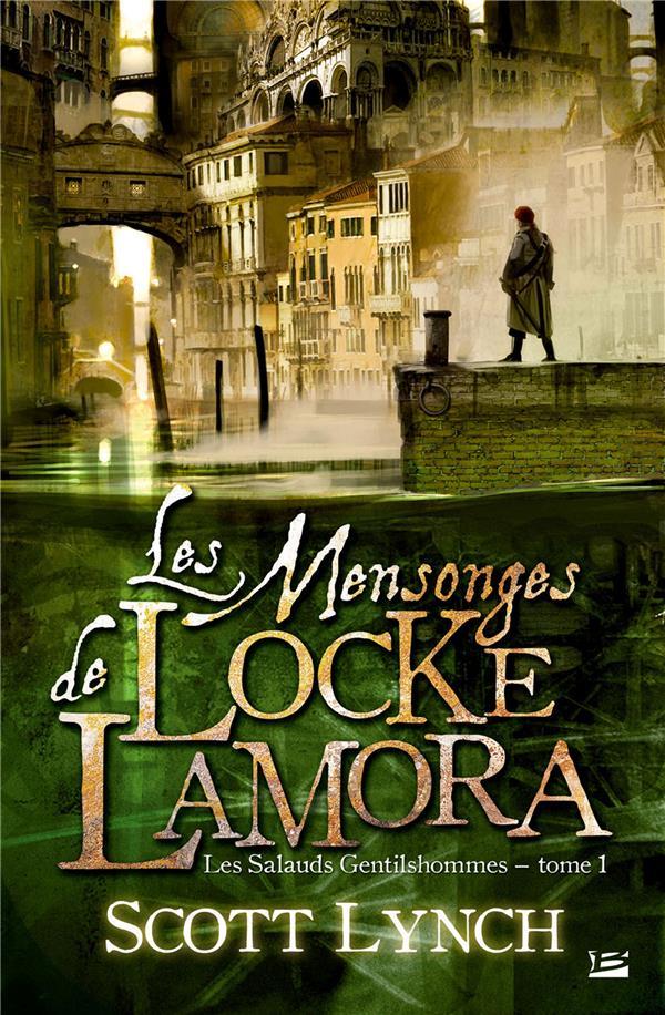 Les salauds gentilshommes T.1 ; les mensonges de Locke Lamora