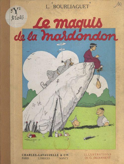 Le maquis de la Mardondon