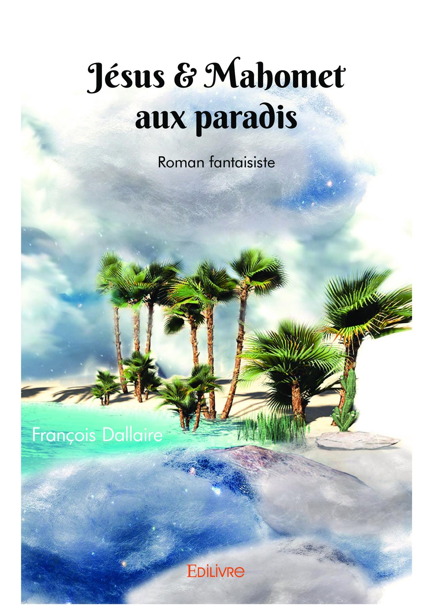 Jesus & mahomet aux paradis