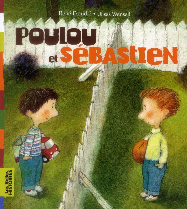 Poulou et Sébastien
