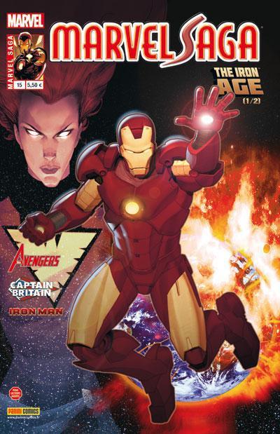 Marvel Saga 15