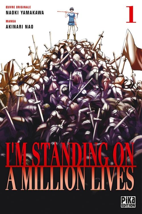 I'm standing on a million lives T01  - Akinari Nao