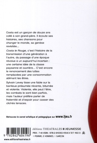 Costa le rouge