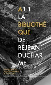 A1.1. la bibliothèque de Réjean Ducharme