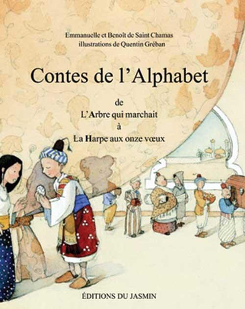 Contes de l'alphabet t1 (a-h)