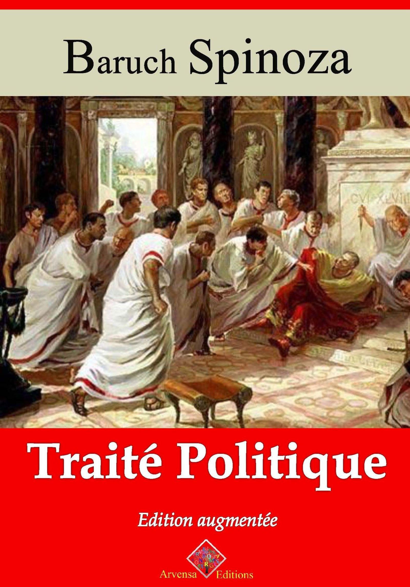Traité politique - suivi d'annexes