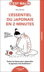 L'essentiel du japonais en 2 minutes  - Nao Sensei