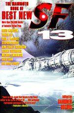 Vente EBooks : The Mammoth Book of Best New SF 13  - Gardner Dozois