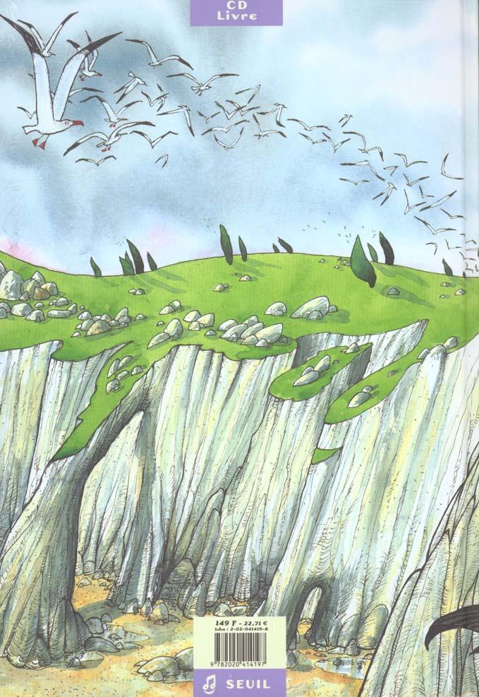 arche de nino (avec un cd) (l')