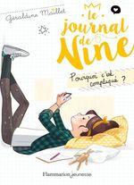 Vente Livre Numérique : Le journal de Nine (Tome 2) - Pourquoi c'est compliqué ?  - Géraldine Maillet