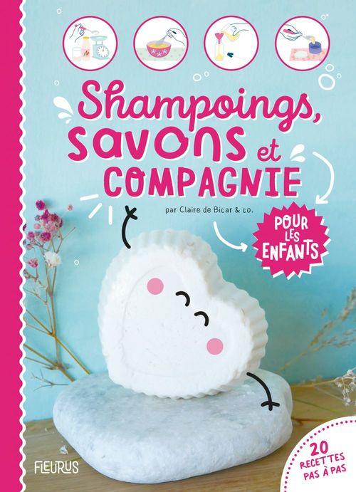 Shampoings, savons et compagnie pour les enfants