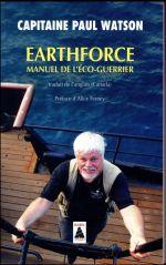 Couverture de Earthforce - Manuel De L'Eco-Guerrier