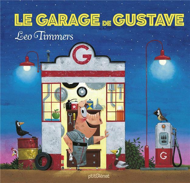 Le garage de Gustave
