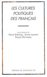 Vente Livre Numérique : Les cultures politiques des Français  - Pierre BRECHON - Annie Laurent