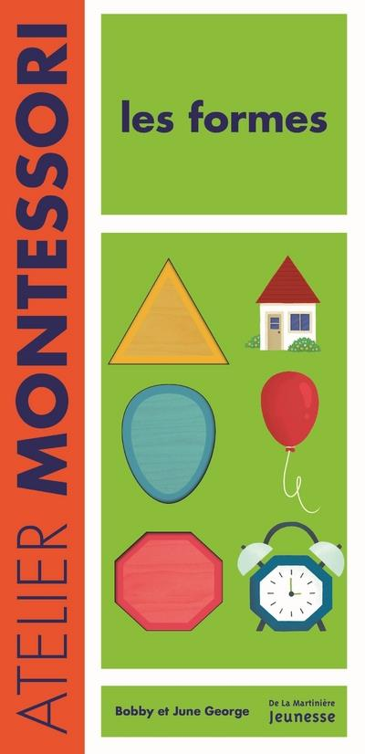 Les formes ; atelier Montessori