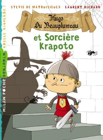 Hugo de Beauplumeau et sorcière Krapoto