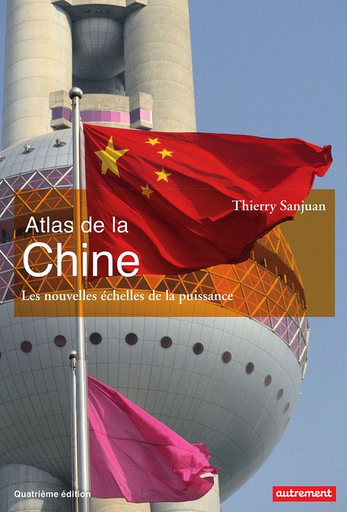 Atlas De La Chine Ne 2018