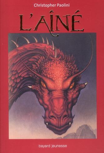 Eragon T.2 ; l'ainé