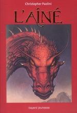 Couverture de Eragon t.2 ; l'aîné