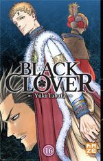 Black Clover T.16