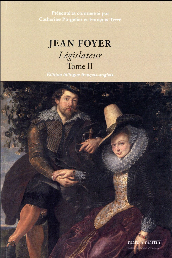 Jean Foyer ; Legislateur T.2 ; Rapport Sur Le Projet De Loi Relatif A L'Informatique Et Aux Libertes