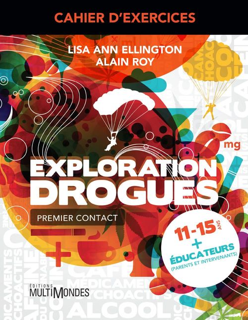Cahier d´exercices ; exploration drogues