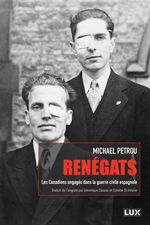 Renégats  - Michael Petrou