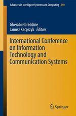 International Conference on Information Technology and Communication Systems  - Gherabi Noreddine - Janusz Kacprzyk