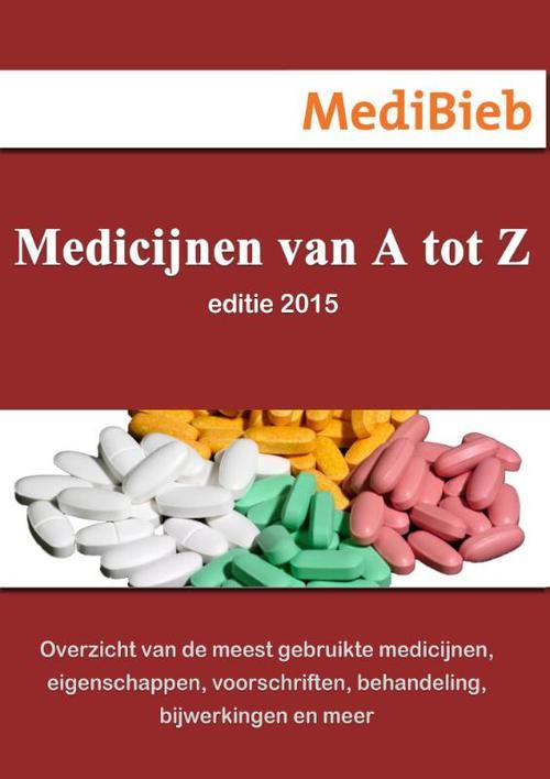 Medicijnen van A tot Z