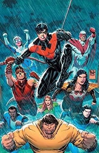 Justice League univers n.13 ; la révélation des titans !