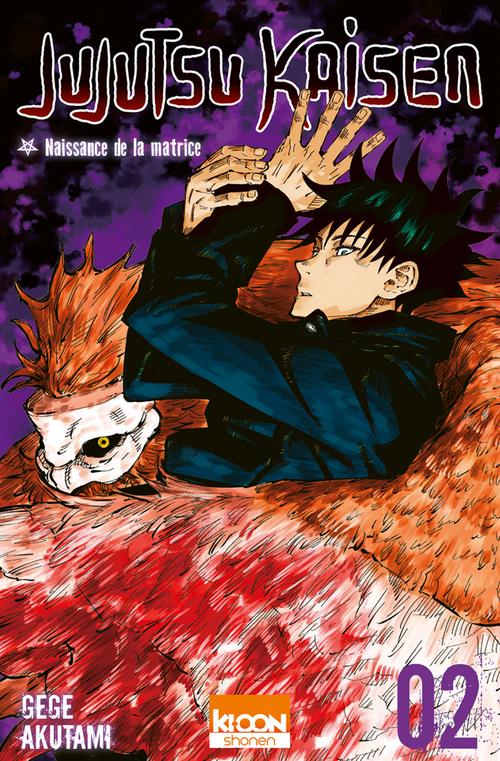 Jujutsu Kaisen t.2 ; malédiction