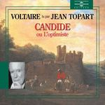 Vente AudioBook : Candide ou l'optimiste  - Voltaire
