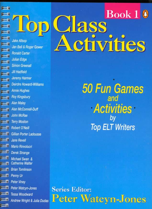 Top class activities: 50 short games and activities for teachers
