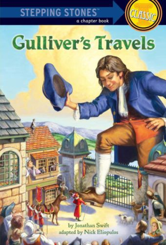 Vente EBooks : Gulliver's Travels  - Jonathan Swift