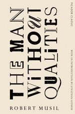 Vente Livre Numérique : The Man Without Qualities  - Robert Musil
