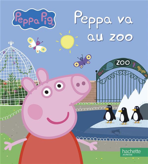 PEPPA PIG  -  PEPPA VA AU ZOO