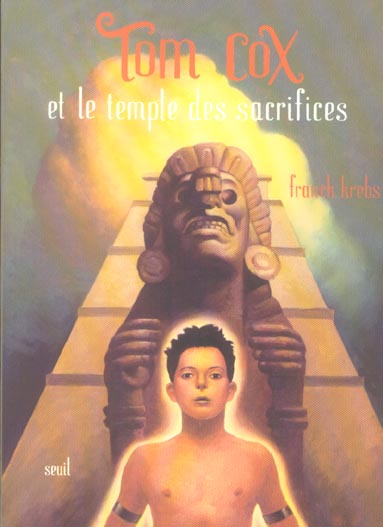 Tom cox - tome 4 tom cox et le temple des sacrifices - vol04