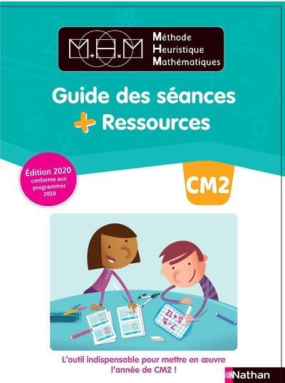 Mhm guide des seances + ressources cm2 - 2020