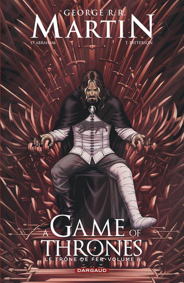 Game of Thrones - le trône de fer T.4