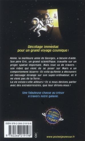Georges et les trésors du cosmos