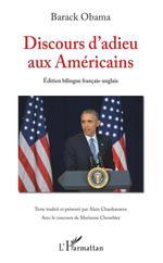 Vente Livre Numérique : Discours d'adieu aux Américains  - Barack Obama - Alain Chardonnens