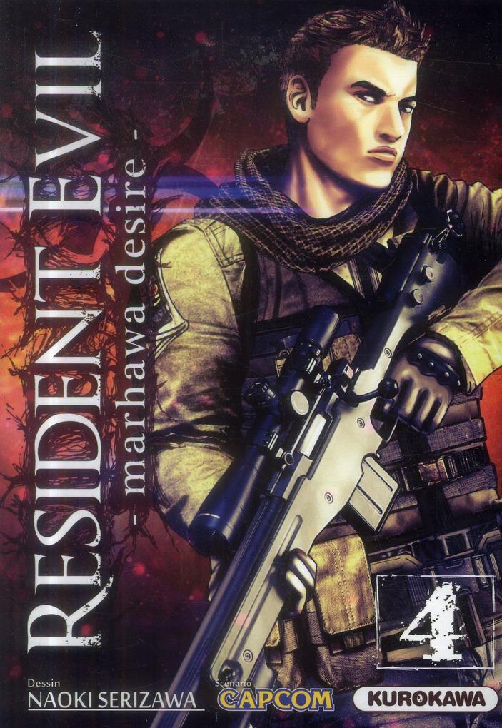 Resident Evil - Marhawa Desire T.4
