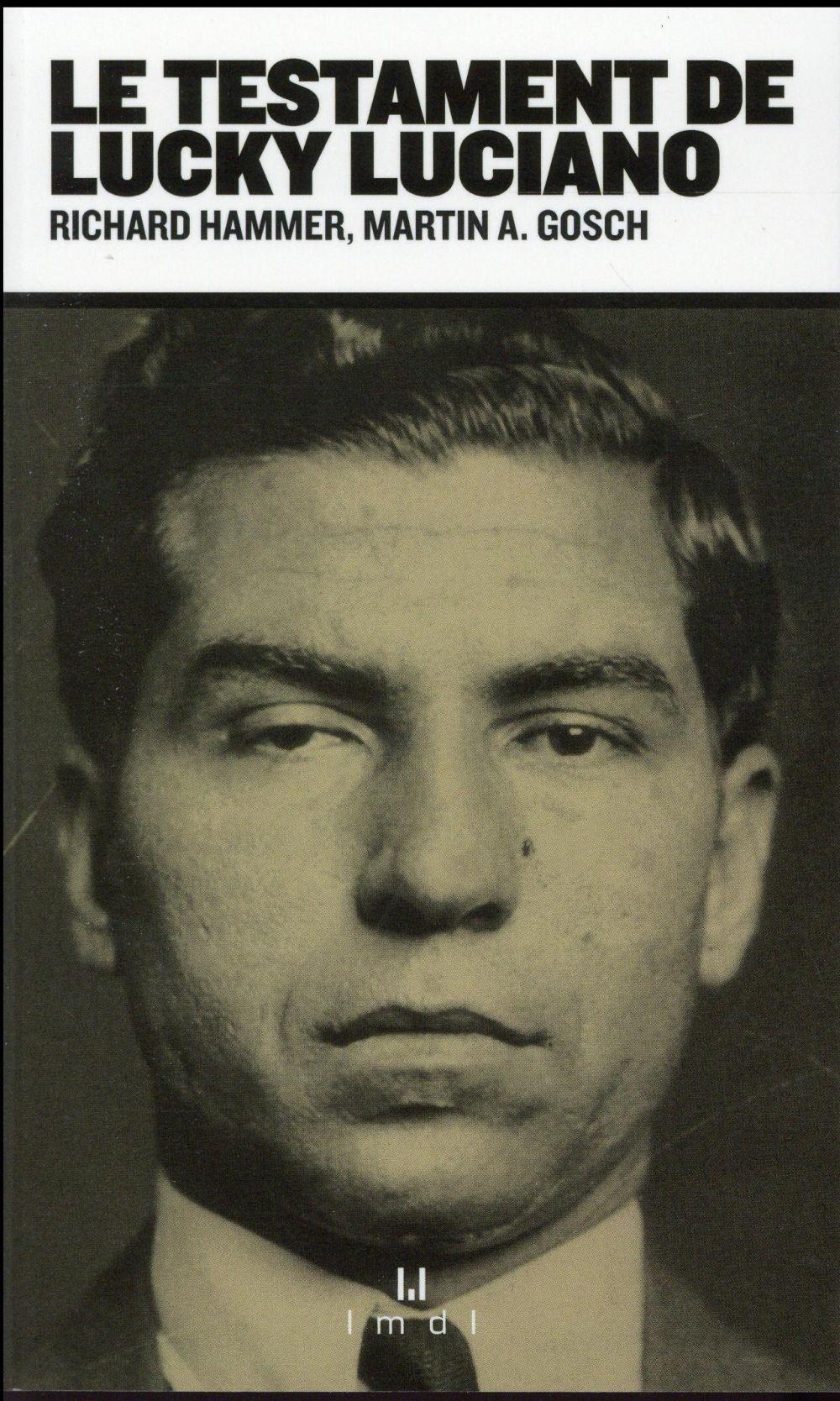 Le testament de Lucky Luciano