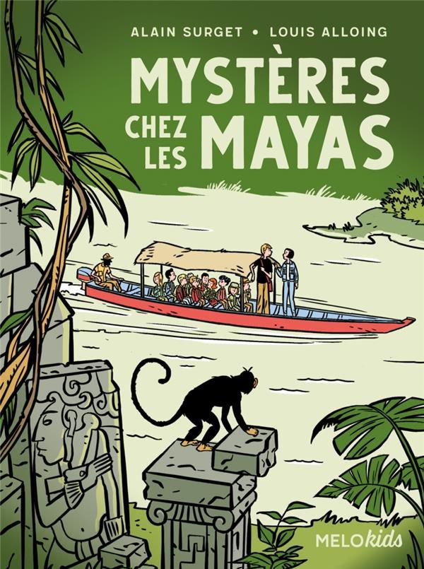 Mystères chez les mayas
