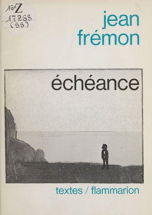 echeance
