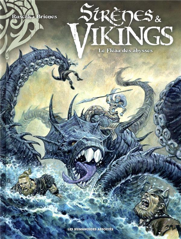 Sirènes et vikings T.1 ; le fléau des abysses